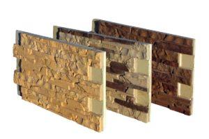 Fassade FleißIg Wandverkleidung Steinoptik Wandpaneele Steinpaneele Granitoptik Wandpaneele